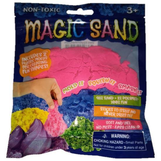 Magic Sand Mini Playset In Bag