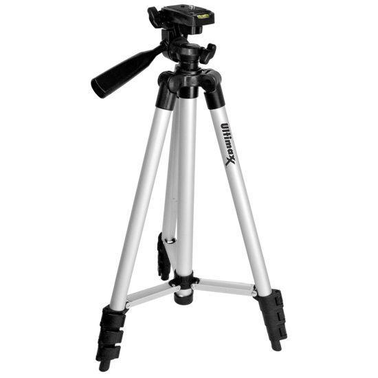 """Ultimaxx 16.5""""-50"""" Camera Tripod"""
