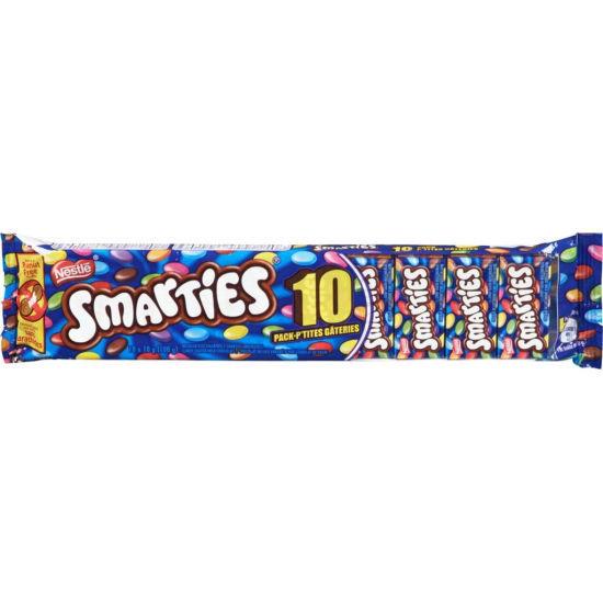 Smarties Juniors - 10X10g