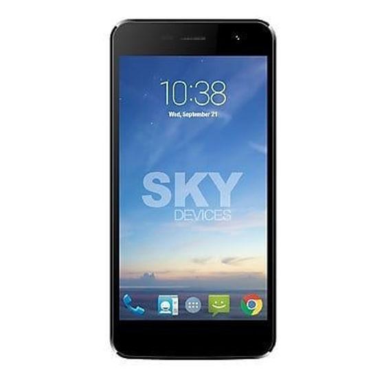 "Sky 5.0 Pro Ii  5"" Unlocked Android Smartphone Dual Sim 16Gb"