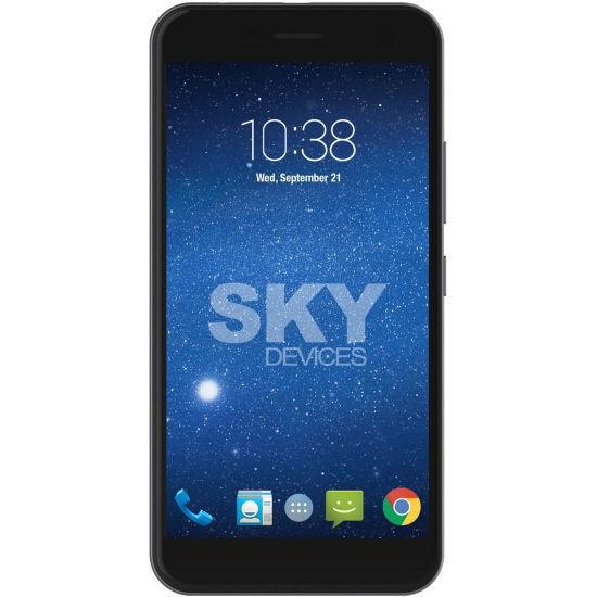"Sky 5.0L+  5"" Unlocked Android Smart Phone (Grey)"