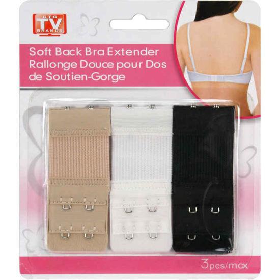 As Seen On Tv  Bra Extenders (2 Hooks) - 3Pk