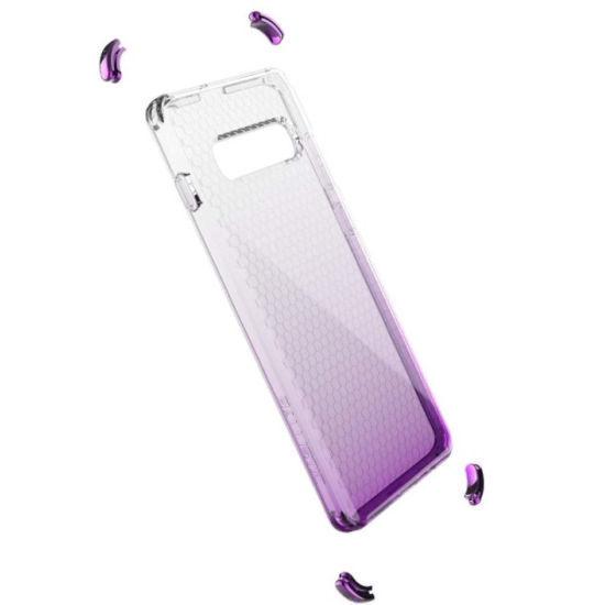 Ballistic Spark Phone Case For Samsung Galaxy S10+ - Purple