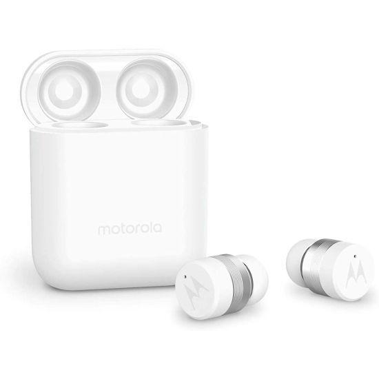 Motorola Vervebuds 120 Truewireless Earbuds -White