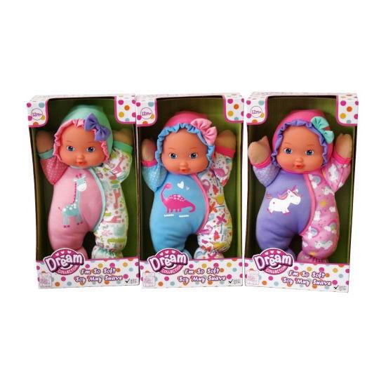 "Im So Soft Baby Doll - 12"""