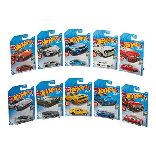 Hot Wheels Legends Die Cast Car - Asst