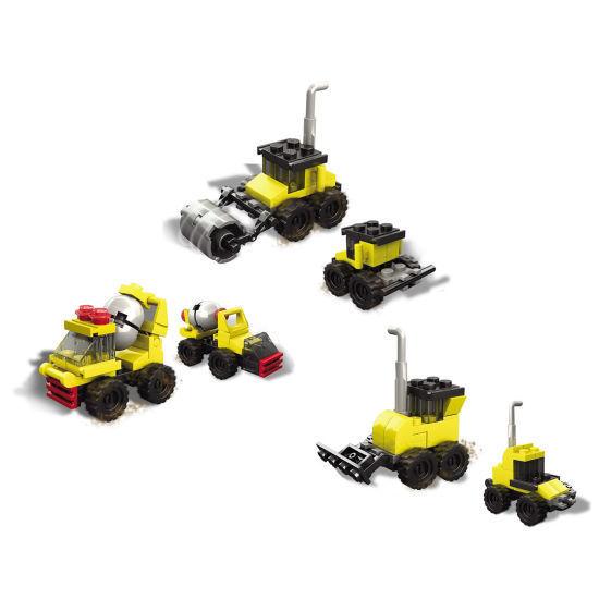 City Project Mini Truck Building Blocks - Asst