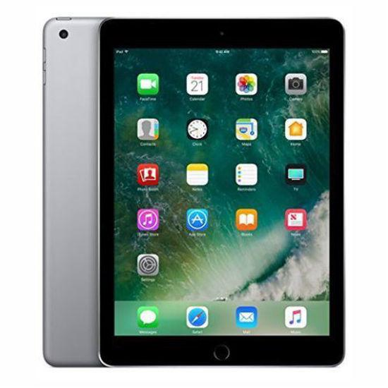 Apple Ipad (5Th Gen) 128Gb Wifi Tablet (Space Grey)