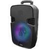 "Fisher Twin Stereo 12"" Dj Tws Bluetooth 2 Speaker Combo"