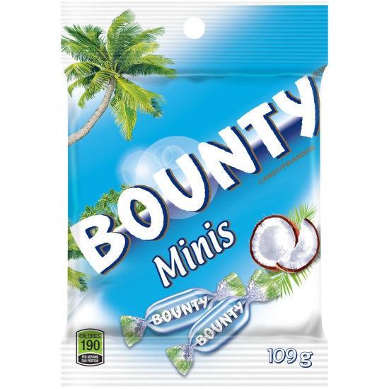 Bounty Minis - 109G