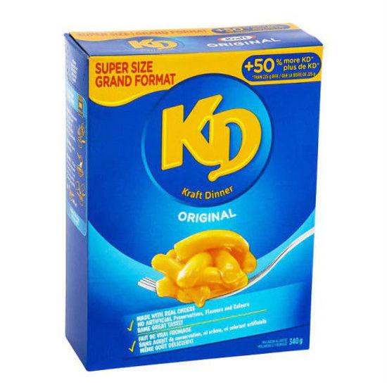 Kraft Dinner - 340G