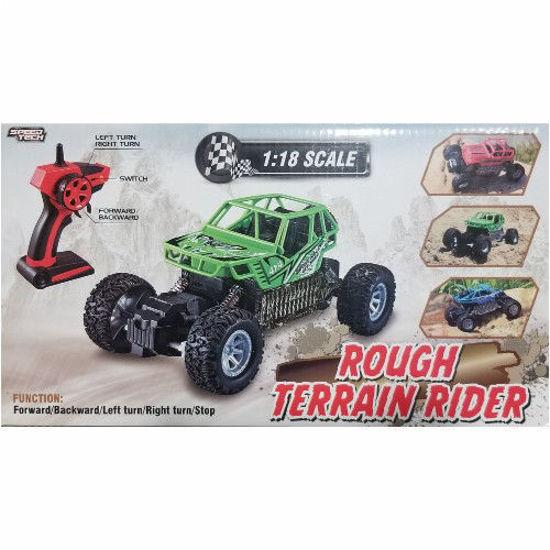 R/C Rough Terrain Rider