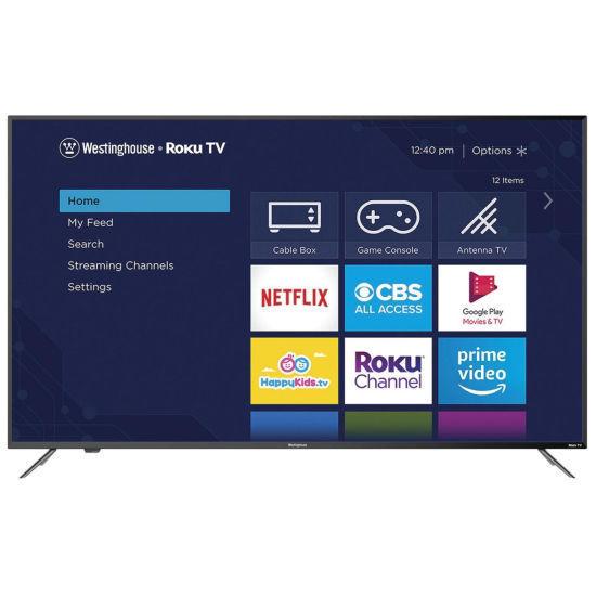 "Westinghouse Wr65uc4139 65"" 4K Uhd Hdr Smart Roku Tv"