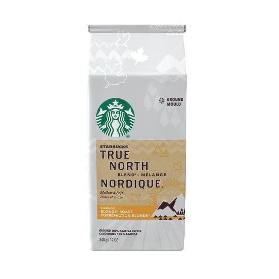 Starbucks True North Ground Coffee - 340G