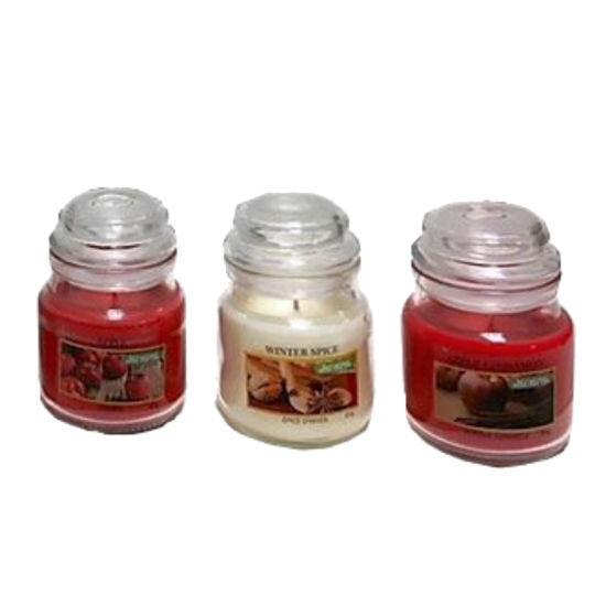 Jar Candle Gift Set - 3 Pack