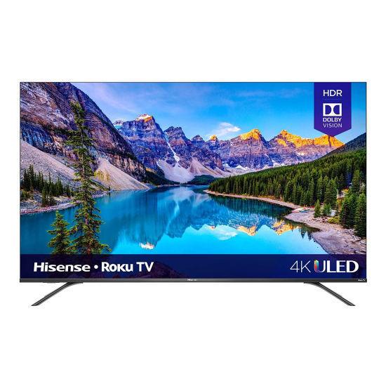 """Hisense 65R8f 65"""" 4K Uhd Hdr Smart Roku Led Tv"""