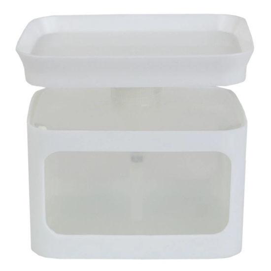 Home Basics Sponge Holder W/ Soap Dispenser