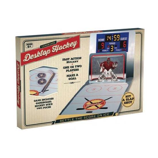 Desktop Hockey Game