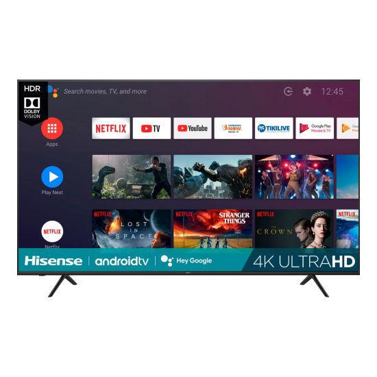 """Hisense 75H6510 75"""" 4K Uhd Hdr Android Led Tv"""