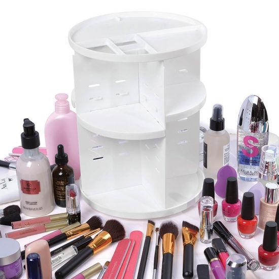 "Rotating Cosmetic/Tool Organizer - 12"""