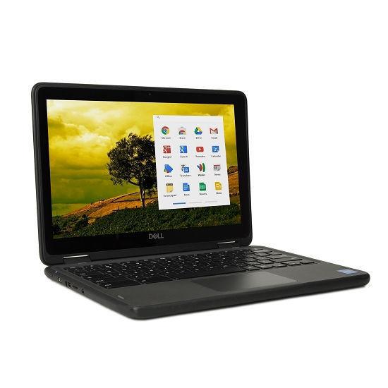 """Dell 11-5190 2-In1 Chrmbk N3350 1.1+ 4Gb/32Gb/Ts/11.6"""""""
