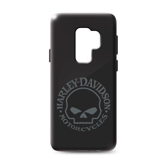 Harley Davidson Galaxy S9 Case -Blk