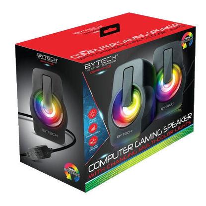 Bytech Sp110 Usb-Powered 5W Gaming Stereo Speake