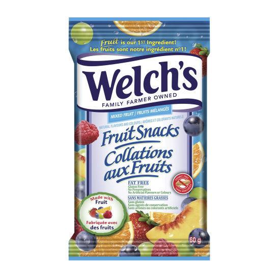 Welch's Mixed Fruit Snacks - 64 Gram