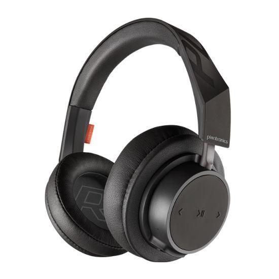 Plantronics Go 600 Wireless Bt Headphone W/Microphone-Black