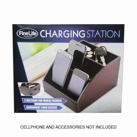 "Charging Station 6.6"" X 8"" X 4.5"""