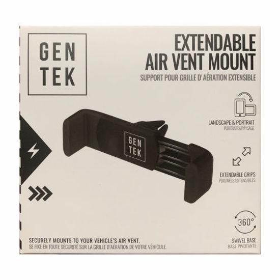 Gentek Universal Device Air Vent Car Mount
