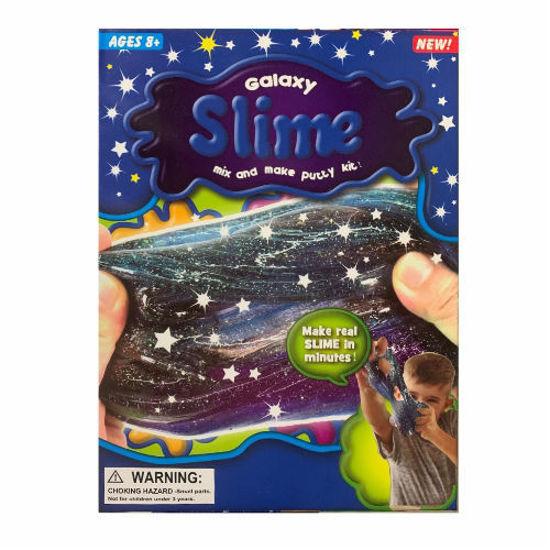 Diy Slime & Putty Kit - Asst