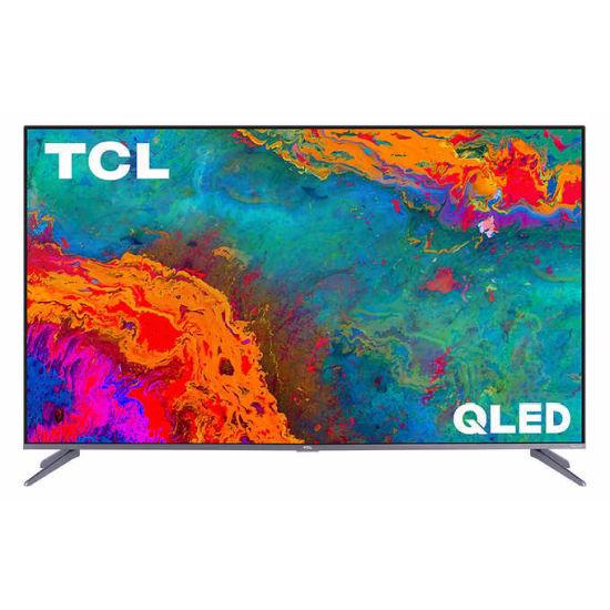 "Tcl 55S533 55"" 4K Qled Uhd Hdr Roku Smart Led Tv"