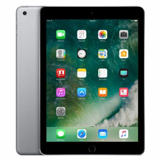 "Apple Ipad (5Th Gen) 32Gb ""B"" Wifi Tablet (Space Grey)"