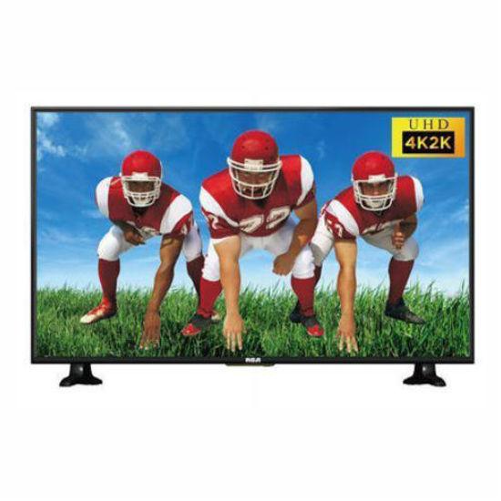 "Rca Rtru5528 55"" 4K Uhd Smart Roku Tv"