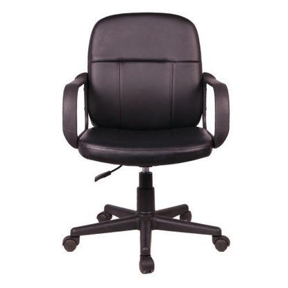 Gravitti Wide Back Office Chair-Black