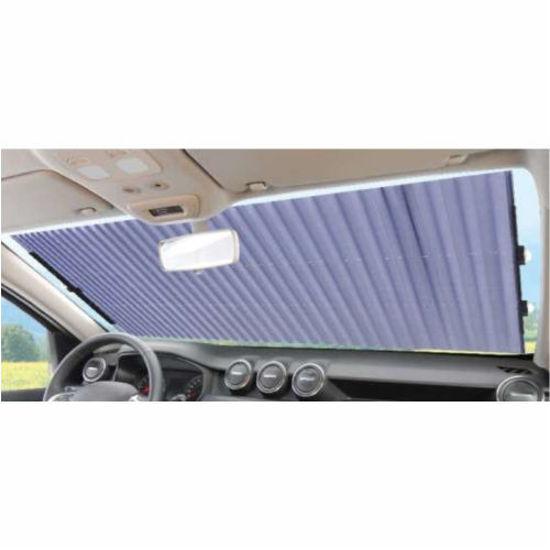 Universal Retractable Auto Sunshade