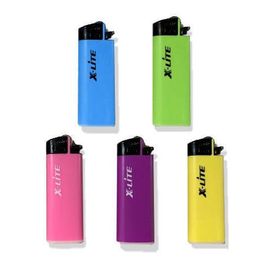 Xlite Neon Mini Flint Lighter - Assorted
