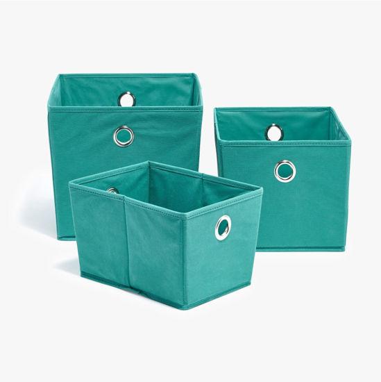 Storage Bin Set - 3 Pieces