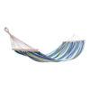 Arctic Sky Deluxe Portable Cotton Hammock 1Mx2m-Ocean Blue