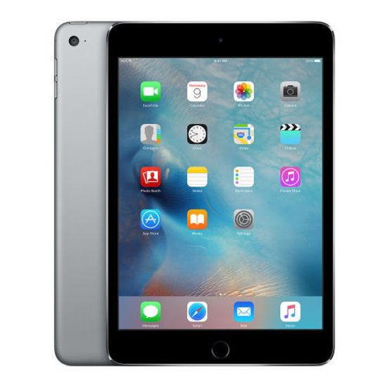 Apple Ipad Mini 4 128Gb Wifi Tablet (Space Grey)