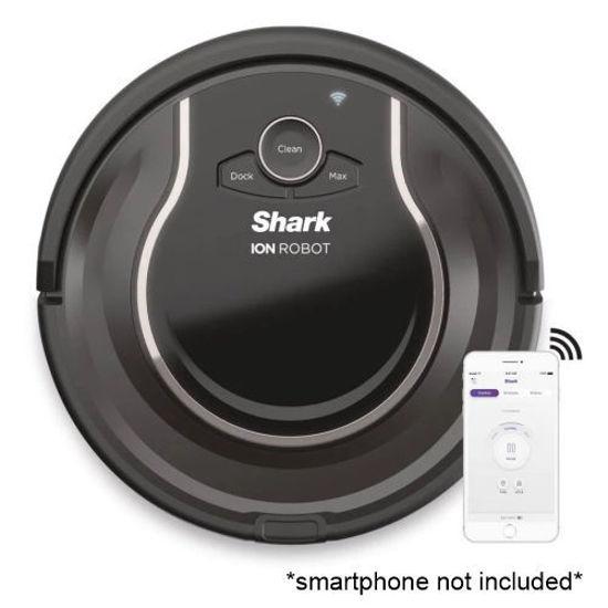 Shark Ion Rv750 Smart App Robot Vacuum